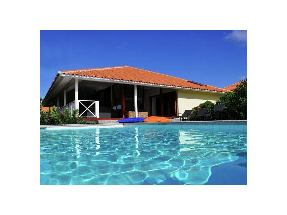 Außenaufnahme Villa Kadushi - Boca Gentil