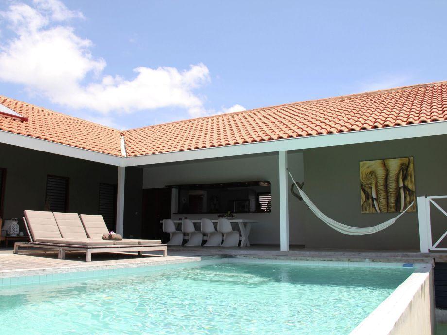 Außenaufnahme Villa Coco Jambo 8 pers - Boca Gentil