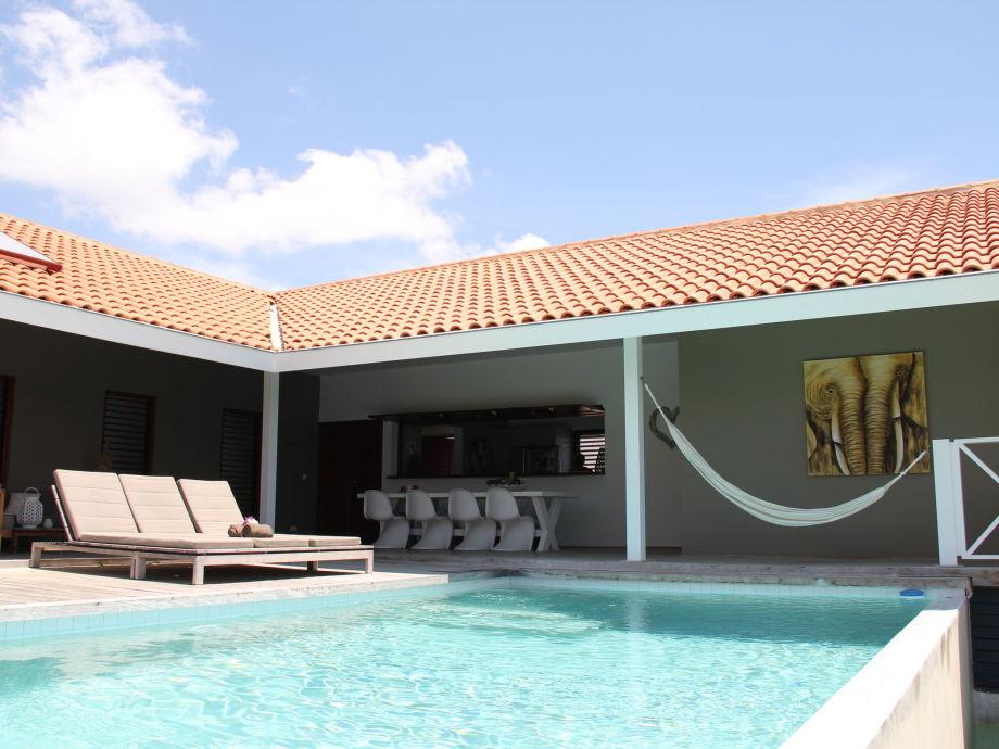 Außenaufnahme Villa Coco Jambo 10 pers - Boca Gentil