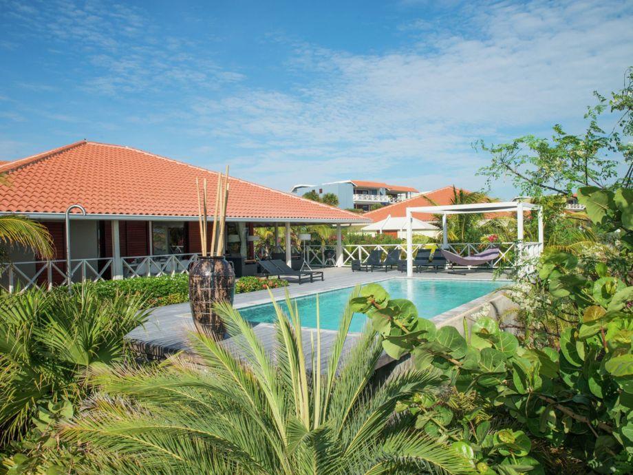 Außenaufnahme Villa Kas Krioyo - Boca Gentil