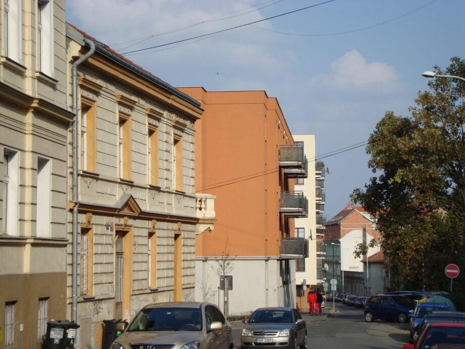 Außenaufnahme Smichov