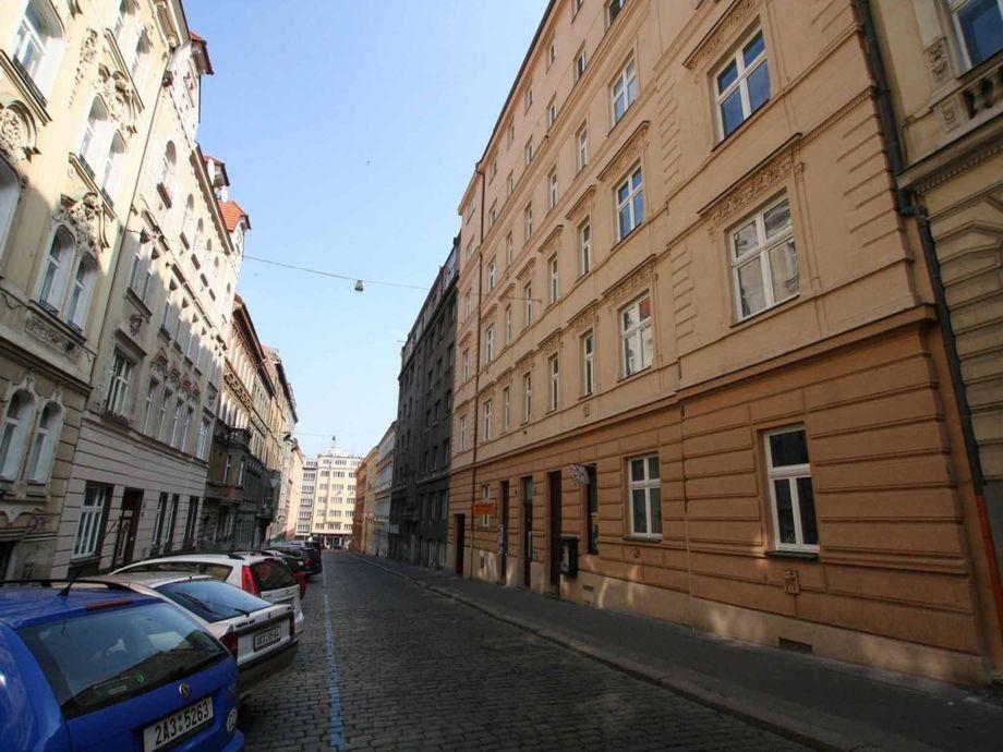 Außenaufnahme Appartement Praha