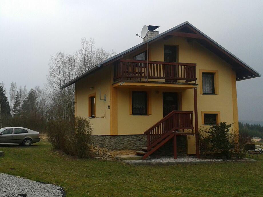 Außenaufnahme Ferienhaus Blanka