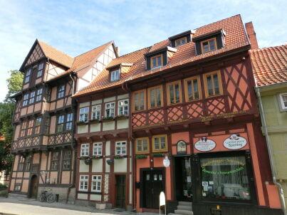 Fachwerkhaus Quedlinburg