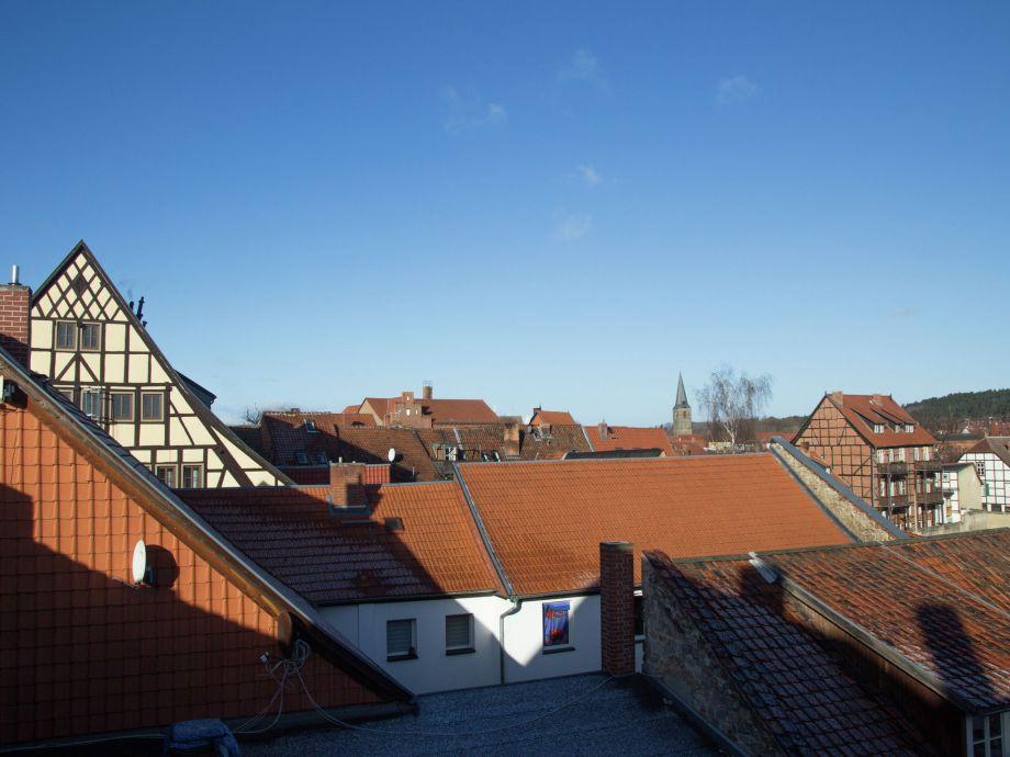 Außenaufnahme Quedlinburg