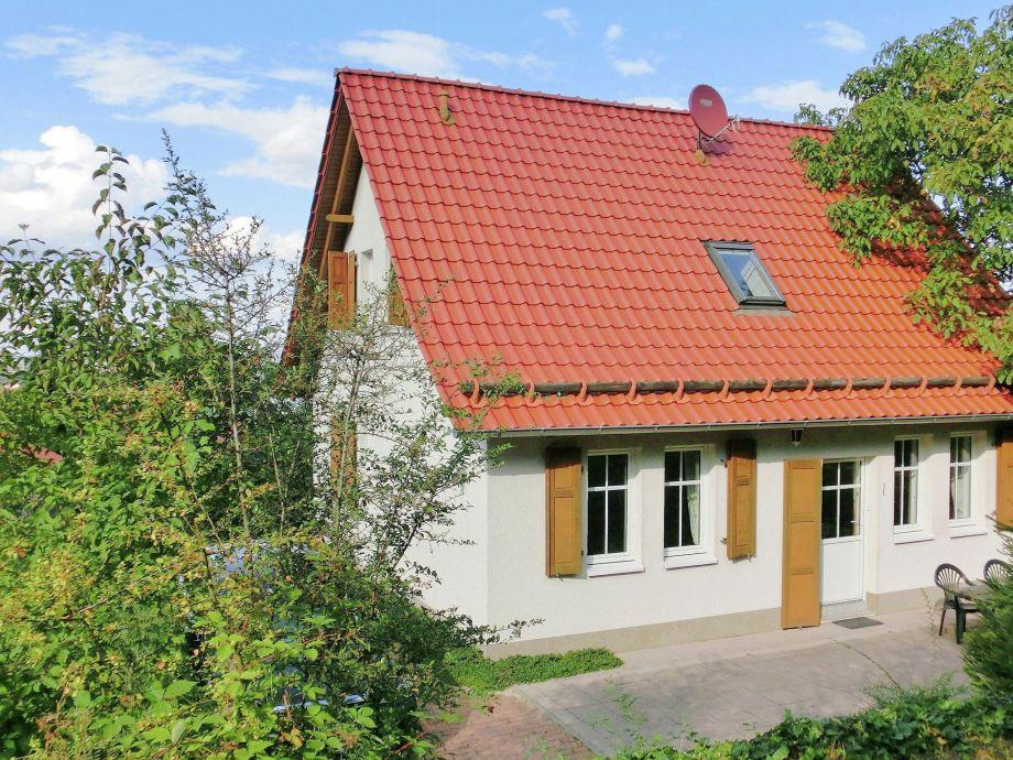 Außenaufnahme Ferienhaus Gernrode