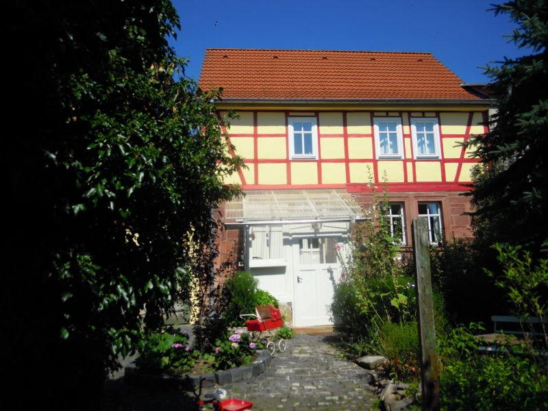 Ferienhaus Kyffhäuserland