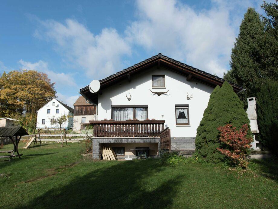 Außenaufnahme Ferienhof im Vogtland
