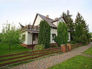 Ferienwohnung Haff-Ostseeferienhaus