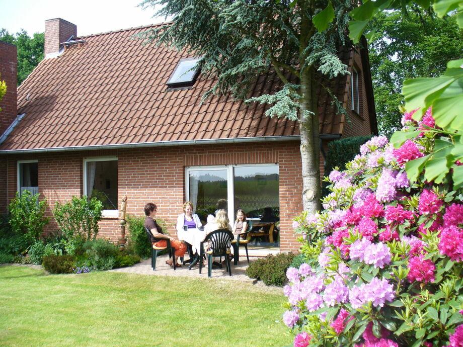 Außenaufnahme Ferienhaus Rosenbrock I