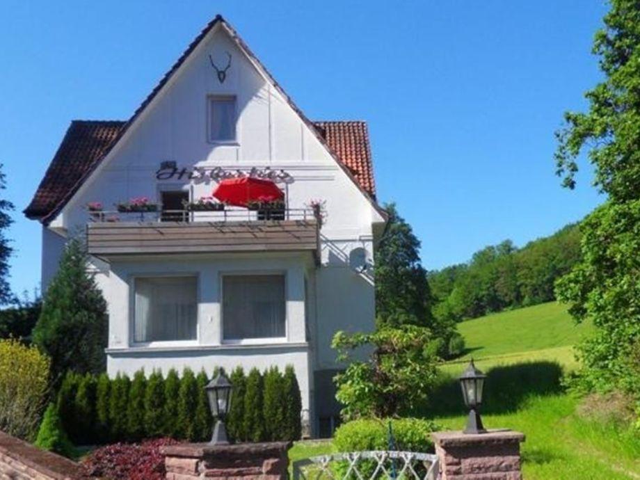 Außenaufnahme Im Weserbergland