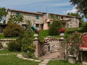 Ferienwohnung Glicine im Landhaus Santa Barbara