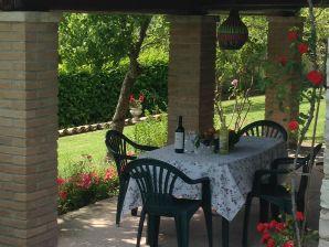 Ferienwohnung Rose im Landhaus Santa Barbara