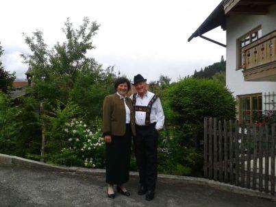 Ihr Gastgeber Barbara und Hubert Witting
