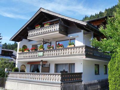 Zugspitze im Haus Barbara