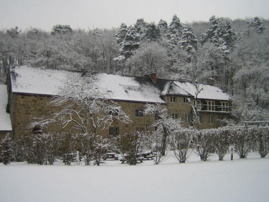 Außenaufnahme Le Petit Moulin de Lembrée