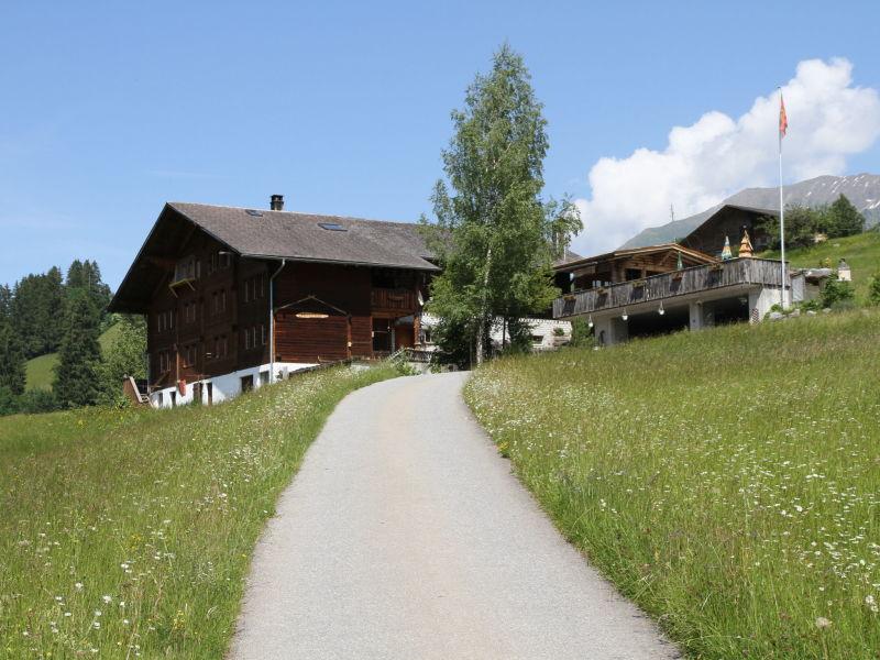 Bauernhof Haus Rösti