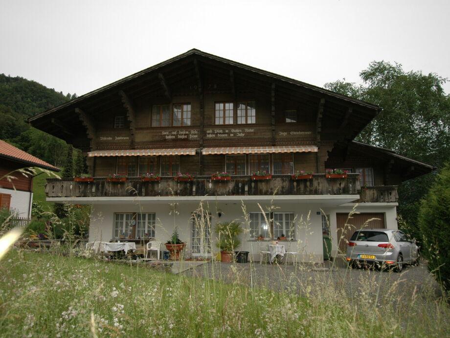 Außenaufnahme Haus Zumbrunn