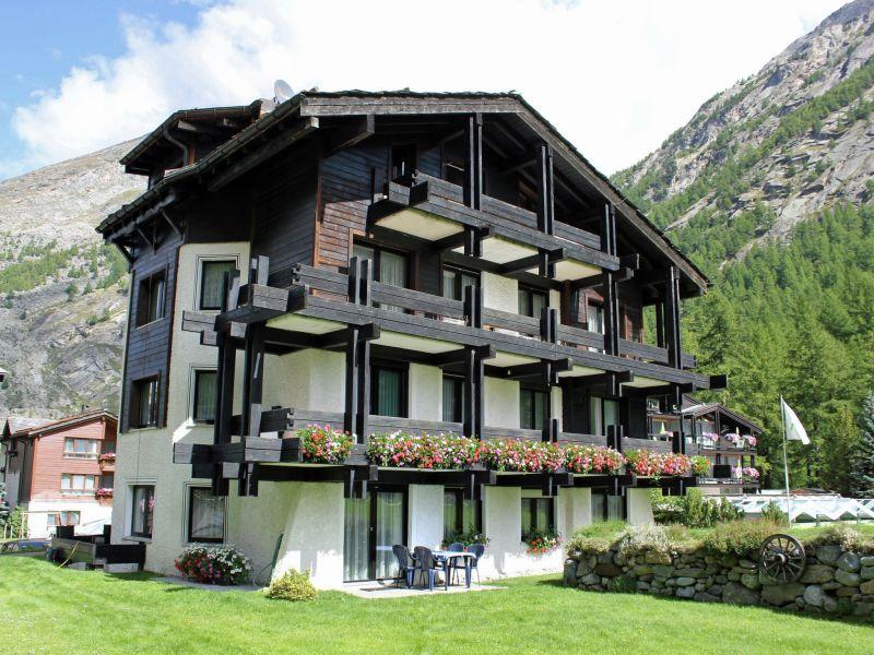 Ferienwohnung Haus Aristella