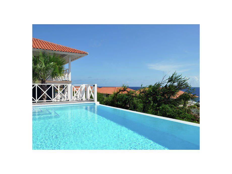 Außenaufnahme Villa White Pearl 10-pers - Boca Gentil