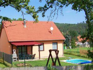 Ferienhaus Huis Menany