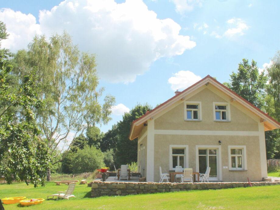 Außenaufnahme Borovice