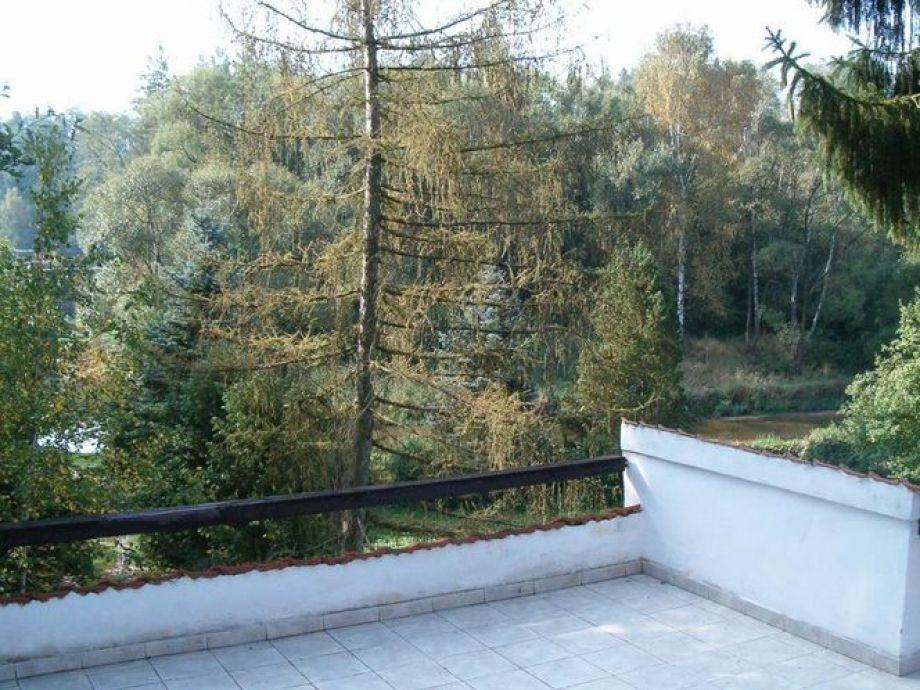 Außenaufnahme Villa Stastny