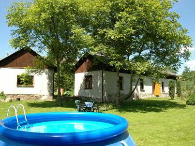 Vakantiehuis Hrabetova