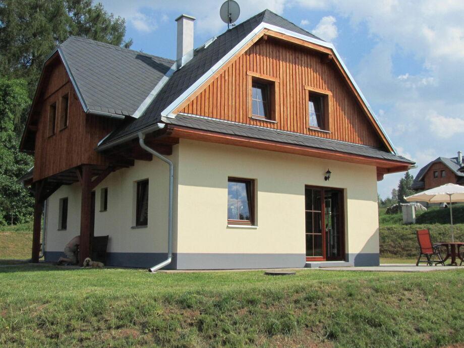Außenaufnahme Huis Dolniky