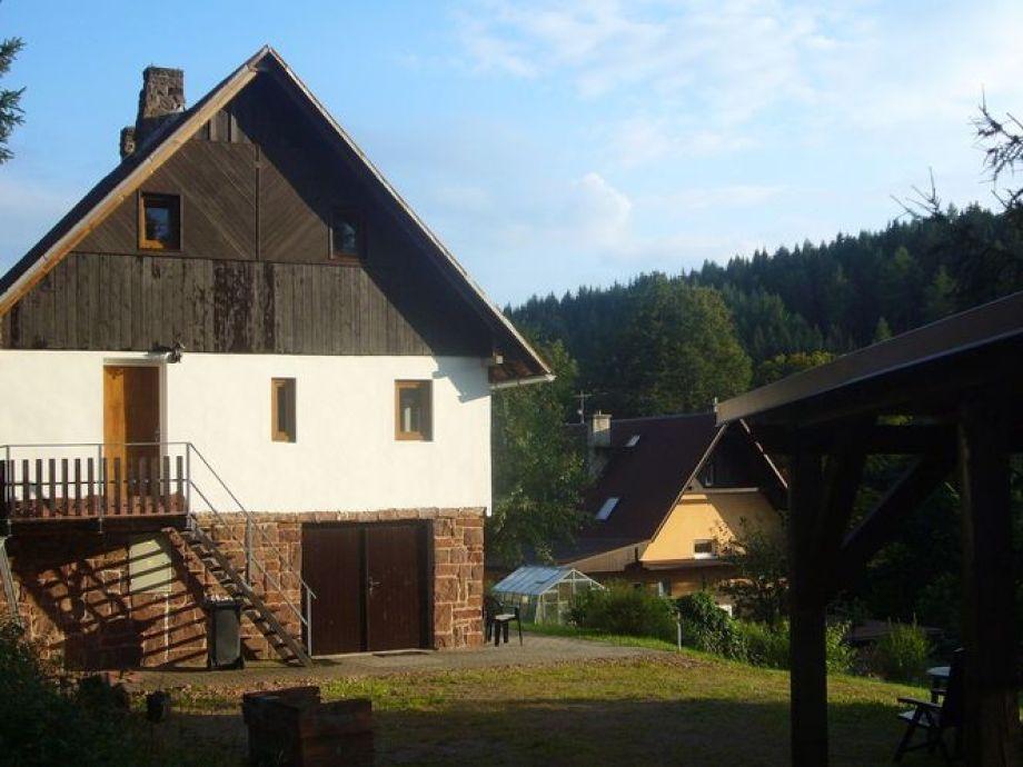 Außenaufnahme Villa Blaauw