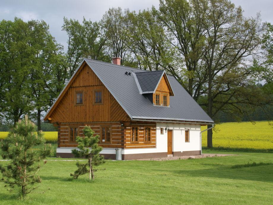 Außenaufnahme Villa Vrchlabi