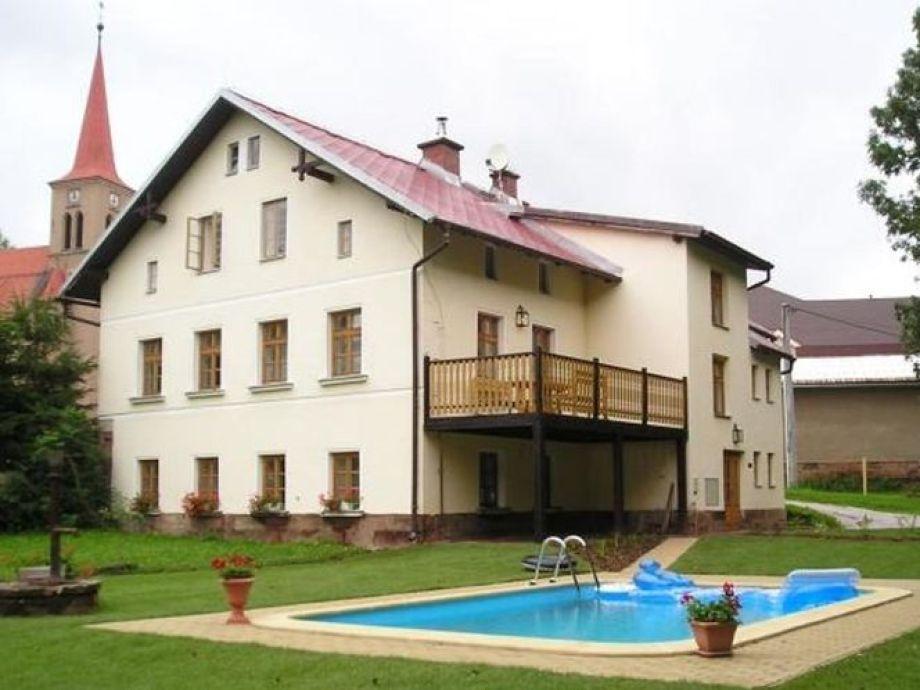 Außenaufnahme Dream House