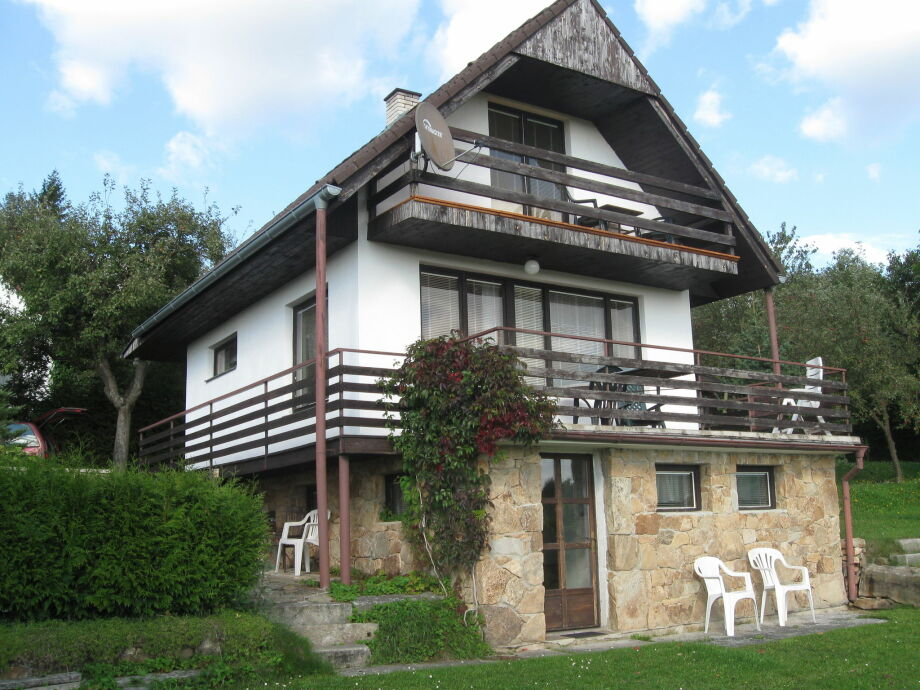 Außenaufnahme Ferienhaus Urbanova