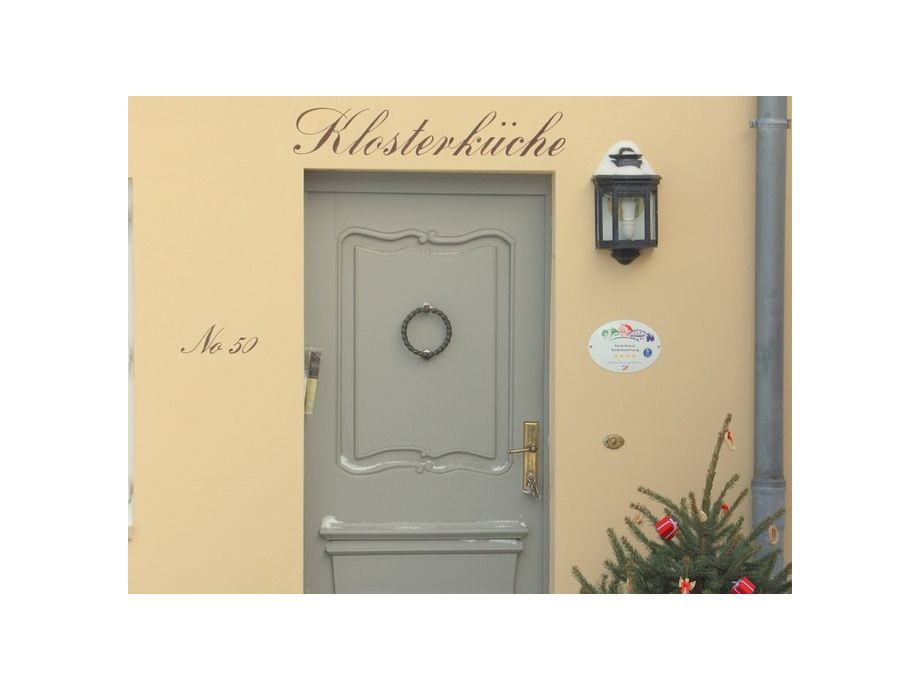 Außenaufnahme Ferienhaus Quedlinburg