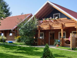 Chalet Holzhaus Andi