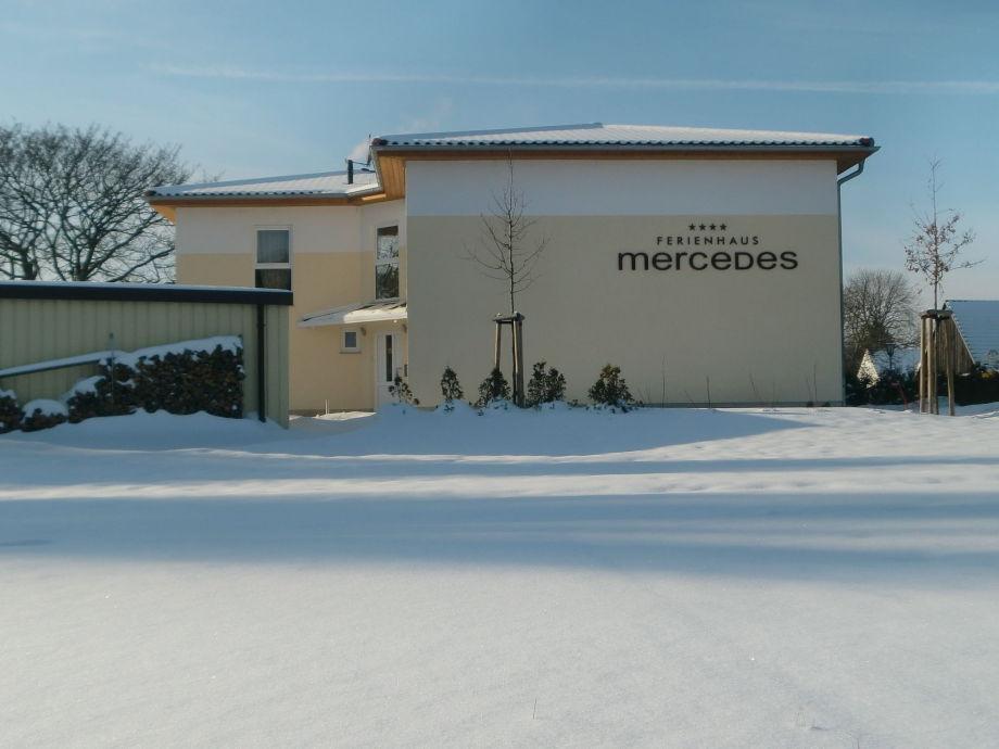 Außenaufnahme Ferienwohnung MerceDes II
