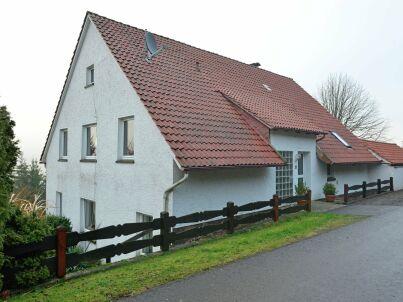 Berghaus am Wald