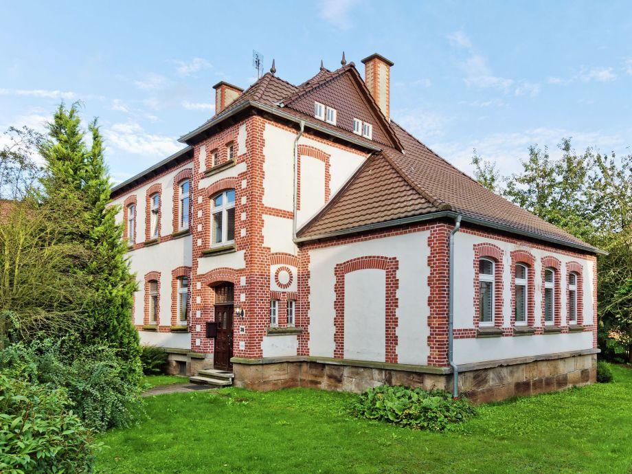 Außenaufnahme Ehemalige Dorfschule / Pfarrhaus