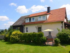 Ferienhaus Sauerland - Diemelsee