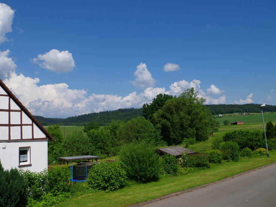 Außenaufnahme Frankenberg