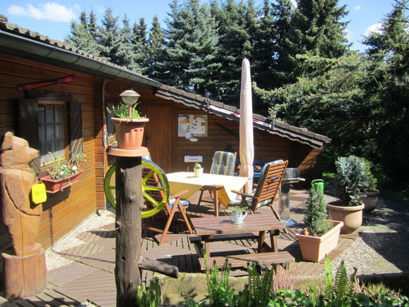Ferienhaus Kellerwald Hütte