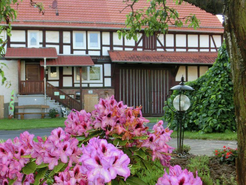 Ferienhaus Landhaus Obergude