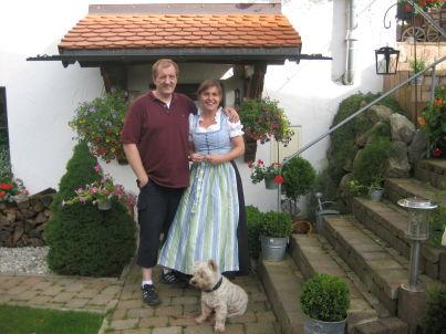 Ihr Gastgeber Barbara & Dieter Grieshaber
