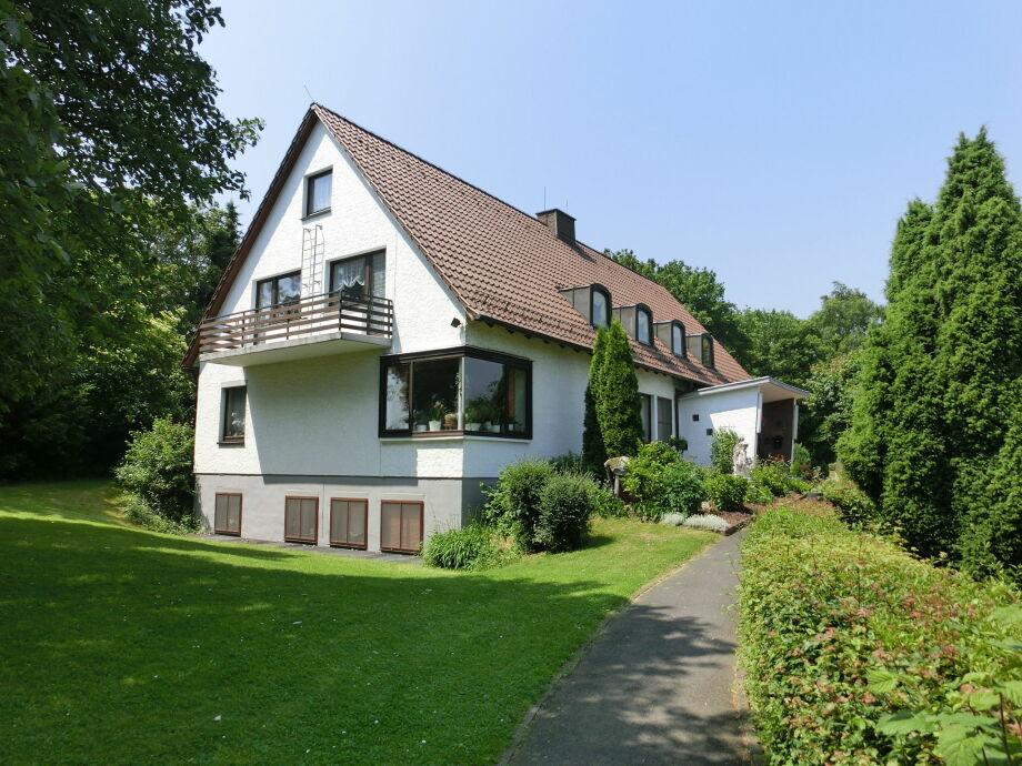 Außenaufnahme Gruppenhaus Hessen