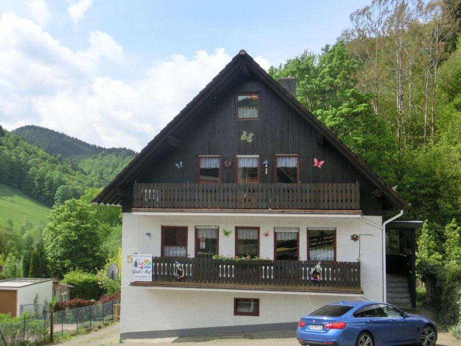 Außenaufnahme Herzberg im Harz