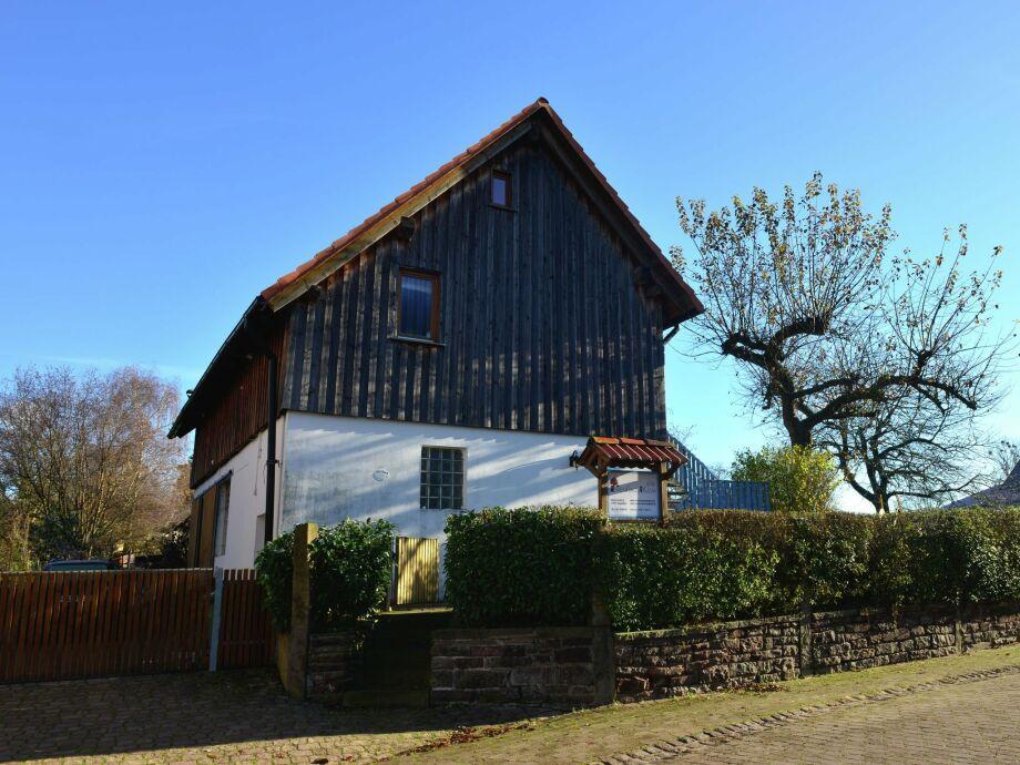 Außenaufnahme Ferienhaus am Bauernhof