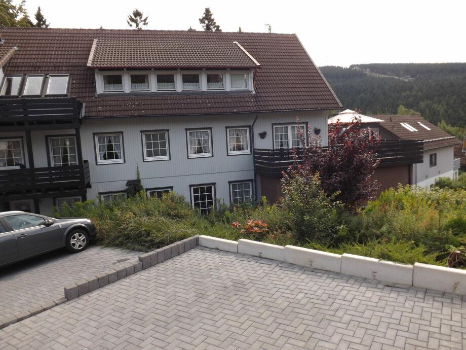 Außenaufnahme Residenz Haus am Brünneleweg