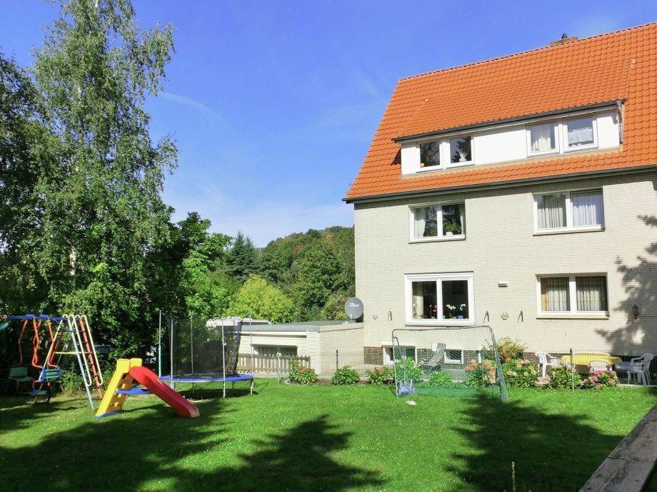 Außenaufnahme Ferienwohnung Bad Harzburg