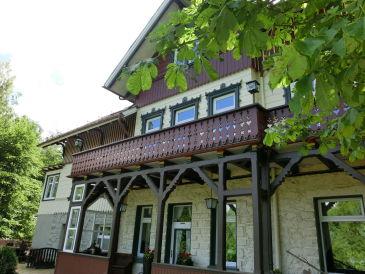 Ferienhaus Historisches Waldhaus