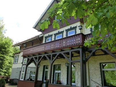 Historisches Waldhaus